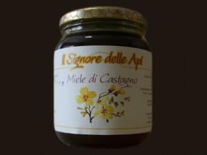 Miele di Castagno (500 g)