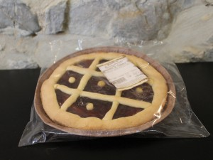 Crostata di fragola
